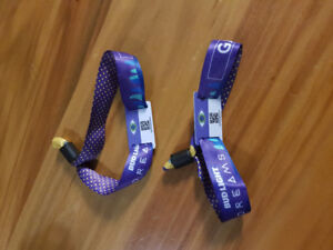 Two Dreams wrist bands