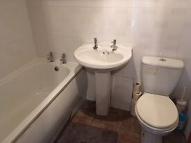 1 doubleBedroom available in a 2 bedroom flat