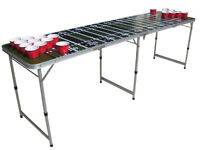 table de beer pong a louer /// beer pong table location