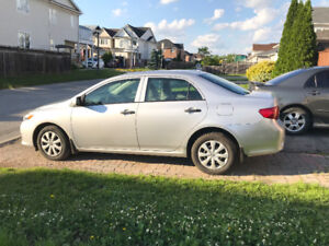 2009 Toyota Corolla , Automatic, Excellent condition