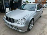 2005 Mercedes-Benz C-CLASS 2.1 C220 CDI AVANTGARDE SE 5d 148 BHP Estate Diesel A