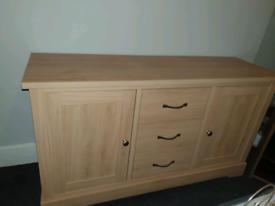 New wooden unit
