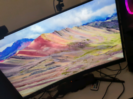 MSI optix mag241C curved monitor