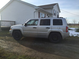 2007 Jeep Patriot Sell or trade