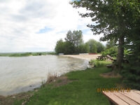 Lake Front  Summer Cabin Rentals ,RV spots available