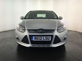 2012 FORD FOCUS ZETEC TDCI DIESEL 1 OWNER SERVICE HISTORY FINANCE PX WELCOME