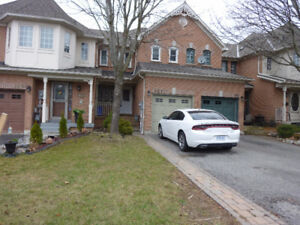 3+1 bedroom townhome in the village of Brooklin