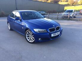 BMW 320d (2010) SE Business Edition (Leather/Nav)