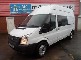 Ford Transit LWB-350 H/R LWB MESS VAN 100PS