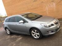 2012 Vauxhall Astra 2.0 CDTi 16v SRi 5dr (start/stop)