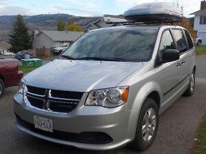 2012 Dodge Caravan . Reduced !