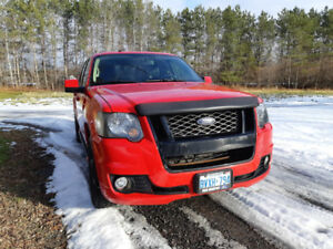 Ford Explorer Sport Trac Adrenalin