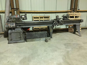 "16"" South Bend Lathe"
