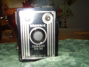 Ancien appareil photos