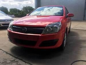 2006 Holden Astra (6 MONTH FRESH REGO-12 MONTH FREE WARRANTY-RWC)