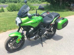 2009 Kawasaki Versys 650 KLE