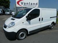 Vauxhall Vivaro 2.0CDTi (115ps) (Euro IV) 2700 SWB