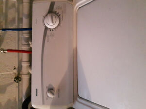 For sale: Kenmore washer and dryer. $300.00