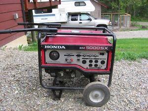 Honda 5000 SX