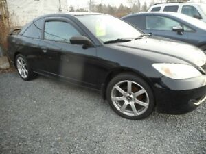 2004 Honda Civic tax included Coupe (2 door)