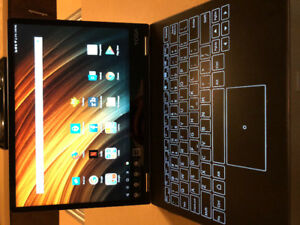 Trade my lenovo tablet with keyboard for laptop