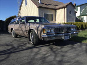 Oldsmobile Custom Cruiser ,Convertible trade?