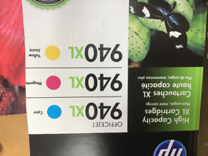 High Capacity XL Ink Cartridges