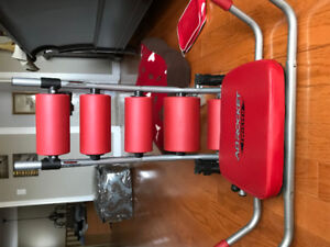 AB Rocket Twister Workout Machine