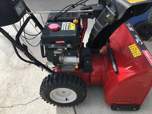 SnowBlower Brand New