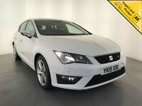 2015 SEAT LEON FR TDI DIESEL LEATHER INTERIOR 1 OWNER SEAT SERVICE HISTORY