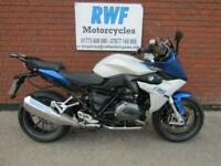 BMW R 1200 RS, 2015, 65, ONLY 2 OWNERS FROM NEW & 23,561 MILES WITH FBMWSH