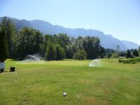 Par 3 Golf Course in the Beautiful Kootenays!