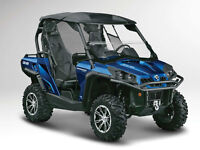 NEW PRICE!!!LOADED!LOTS OF EXTRAS!1000CC CANAM COMMANDER LIMITED