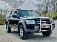 2009 Ford Ranger 2.5 TDCi XLT Double Cab 4x4 4dr Pickup Diesel Manual
