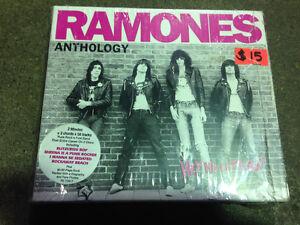 RAMONES DVD $15 & over 2,000 DVDs $2 each
