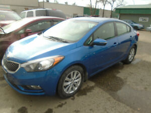 $9,000.00  2014 Kia Forte EX  4 door,  Private Sale