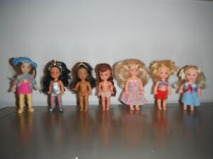 dolls for doll house