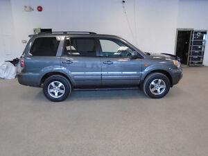 2008 HONDA PILOT EX-L! 8 PASS! 1 OWNER! NAVI! ONLY $13,900!!!