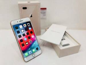 As New iPhone 8 Plus 64GB Gold Warranty Tax Invoice Unlocked Surfers Paradise Gold Coast City Preview