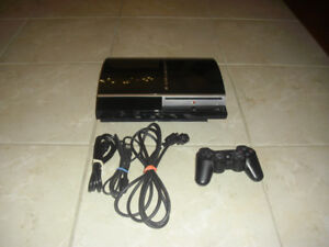 Sony Playstation 3 PS3 80GB System!