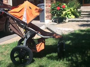 BOB Stroller - including rain/wind cover