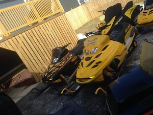 1996-2008 ski-doo zx and rev parts-call 709-597-5150 St. John's Newfoundland image 4