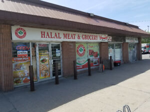 Grocery, Halal Butcher Shop and Catering Business For Sale
