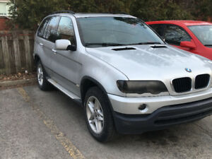 2001 BMW X5 3.0 SUV, Crossover