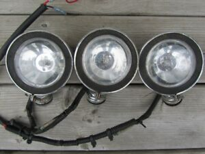 Auxiliary Off-Road Lights - 12v