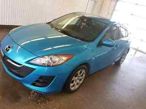 2012 Mazda 3 manual Reduced