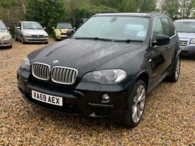 image for 2009 BMW X5 3.0 35d M Sport Auto xDrive 5dr SUV Diesel Automatic