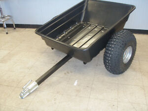 ATV TRAILERS IN STOCK TILTING TUB GREAT DEAL WILL SHIP HD Prince George British Columbia image 3