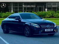 2021 Mercedes-Benz C Class C300 AMG Line 2dr 9G-Tronic Auto Coupe Petrol Automat