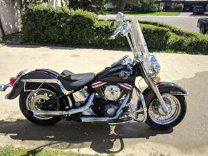 For Sale 1989 Harley Davidson FLST